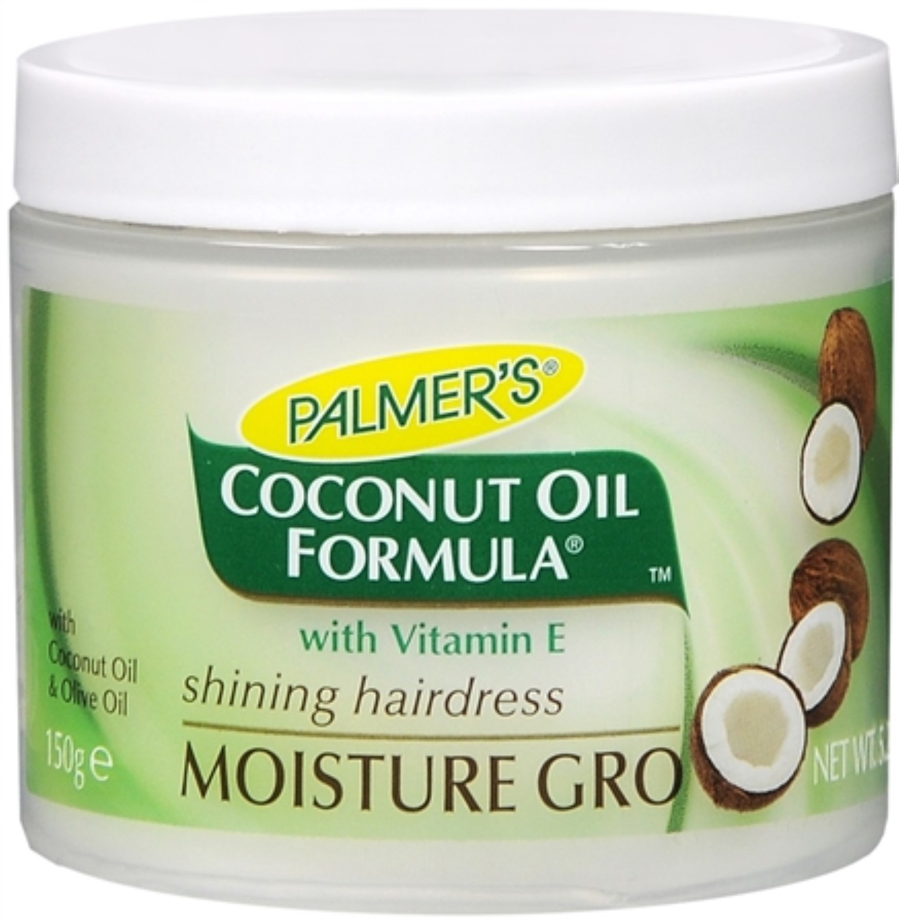 Palmer's Coconut Oil Formula Hair Conditioner 5.25 oz (Pack of 2)