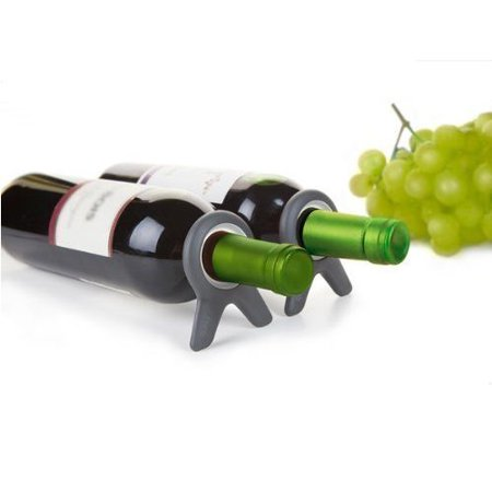 Quirky Vine Wine Bottle Stabilizer and Storage Stand Set of 2