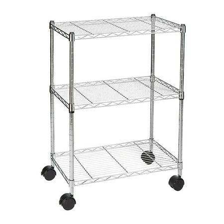 Chrome Wire Shelving Storage Shelf