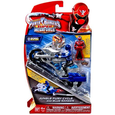 Power Rangers Jungle Fury Zords