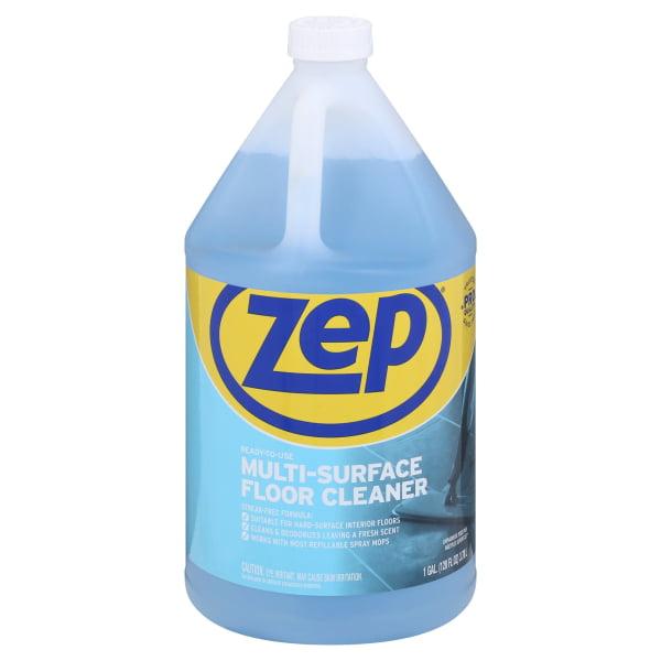 Zep Multi Surface Floor Cleaner