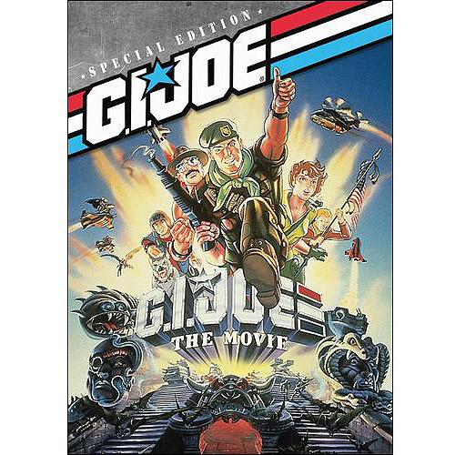 GI Joe: A Real American Hero - The Movie