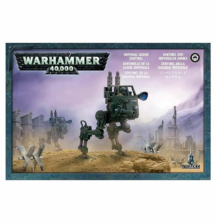 Warhammer Astra Militarum Sentinel BRAND NEW