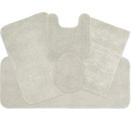 Better Homes & Gardens American Made Bath Rug Collection, Multiple Sizes & Colors ()