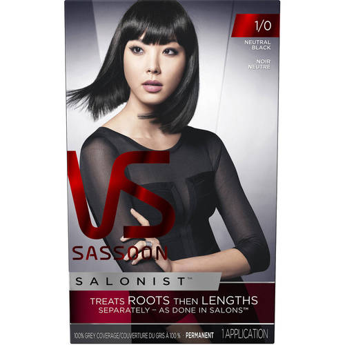 Vidal Sassoon Salonist Hair Color (Choose your Color)