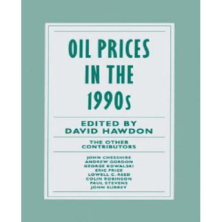 Oil Prices In The 1990S