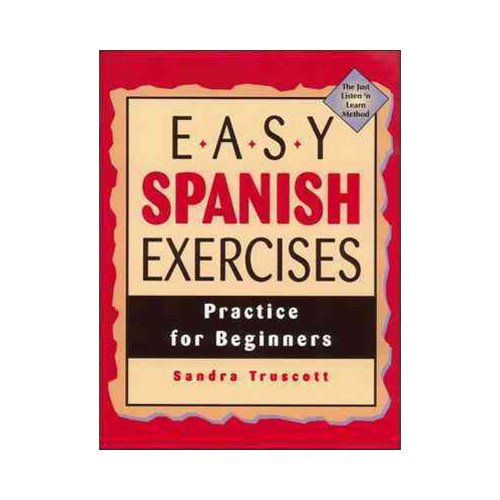 Easy Spanish Exercises: Practice for Beginners