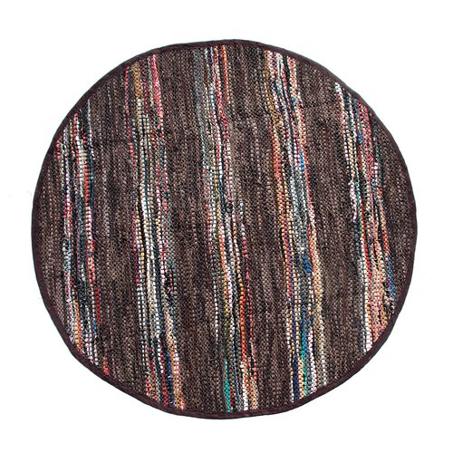 Ess Ess Exports Broadway Handmade Chocolate Area Rug