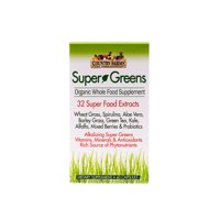 Country Farms Super Greens Superfood Dietary Supplement, 60 VegiCapsules