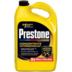Prestone Extended Life Antifreeze|Coolant, 1 Gallon