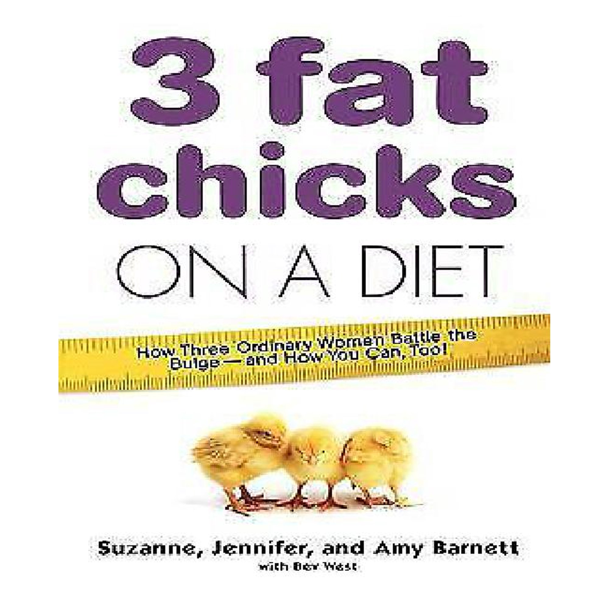 3 fat chicks on a diet
