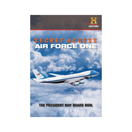 Secret Access: Air Force One (DVD) (Air Force 1 Hi)