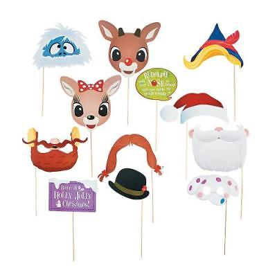 IN-13781650 Rudolph the Red-Nosed Reindeer Photo Stick Props Per Dozen