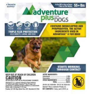 Image of Adventureâ ¢ Plus for Dogs (55 lbs and up)