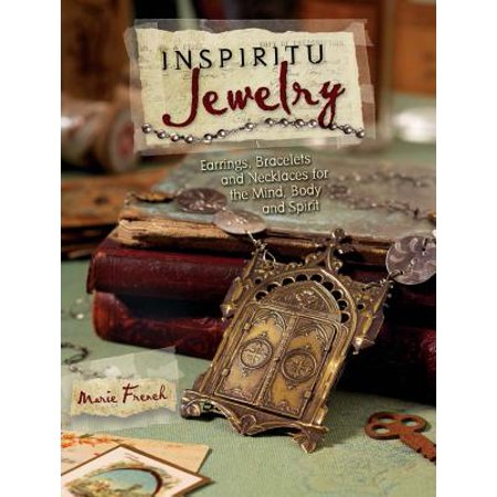 Inspiritu Jewelry : Earrings, Bracelets and Necklaces for the Mind, Body and