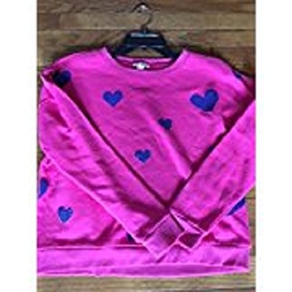 Bongo Hearts Junior Sweatshirt (Large)