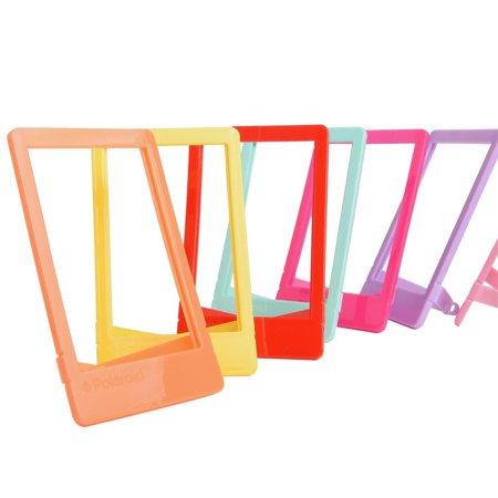 Polaroid 10 Colorful 2x3 Mini Photo Picture Frames For 2x3 Photo Paper (Snap, Zip, Z2300) - Polaroid Frame Prop