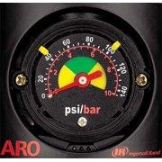 ARO 104493 Pressure Gauge, 0 to 160 psi, 1-1/2In