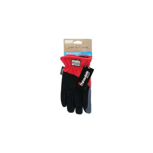 BlackCanyon Outfitters 960440L Flex Grip Lined Work Gloves Large