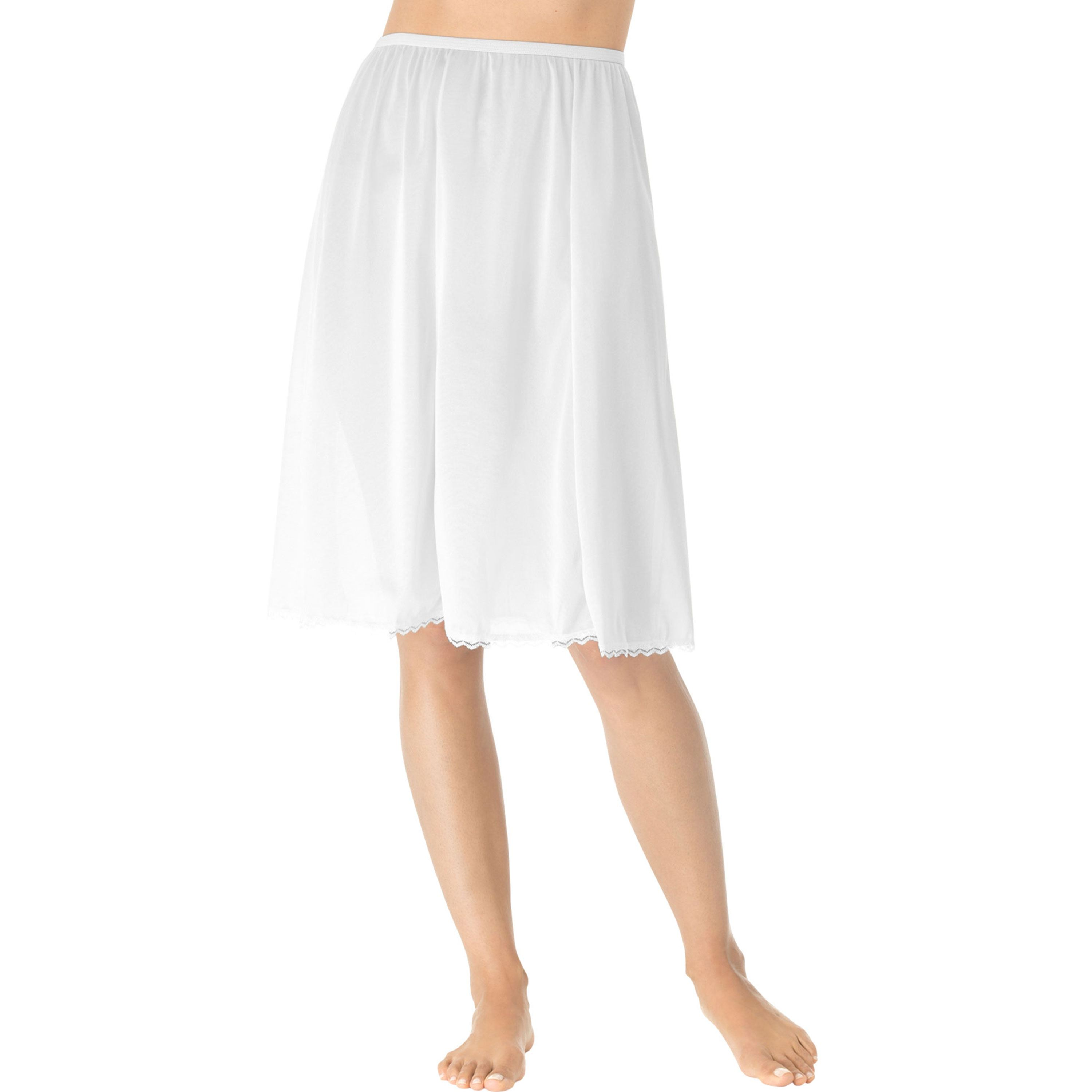 Comfort Choice Plus Size 6-panel Half Slip