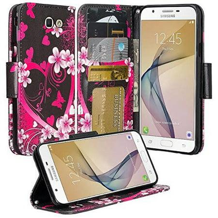 8a425411cf6 Samsung Galaxy J7 Prime Wallet Case