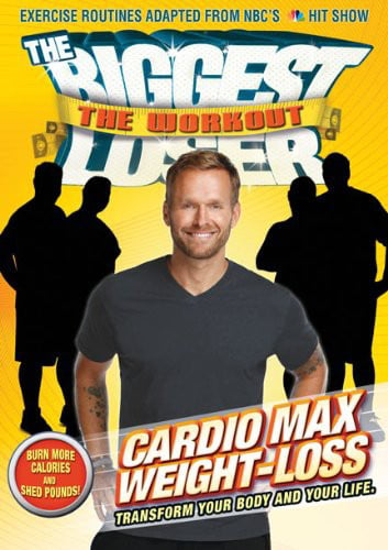 The Biggest Loser: Cardio Max Weight Loss by Ingram Entertainment