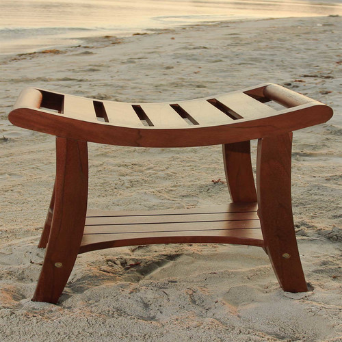 Decoteak Outdoors Harmony Teak Picnic Bench