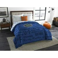 "NCAA Florida Gators ""Anthem"" Twin or Full Bedding Comforter, 1 Each"