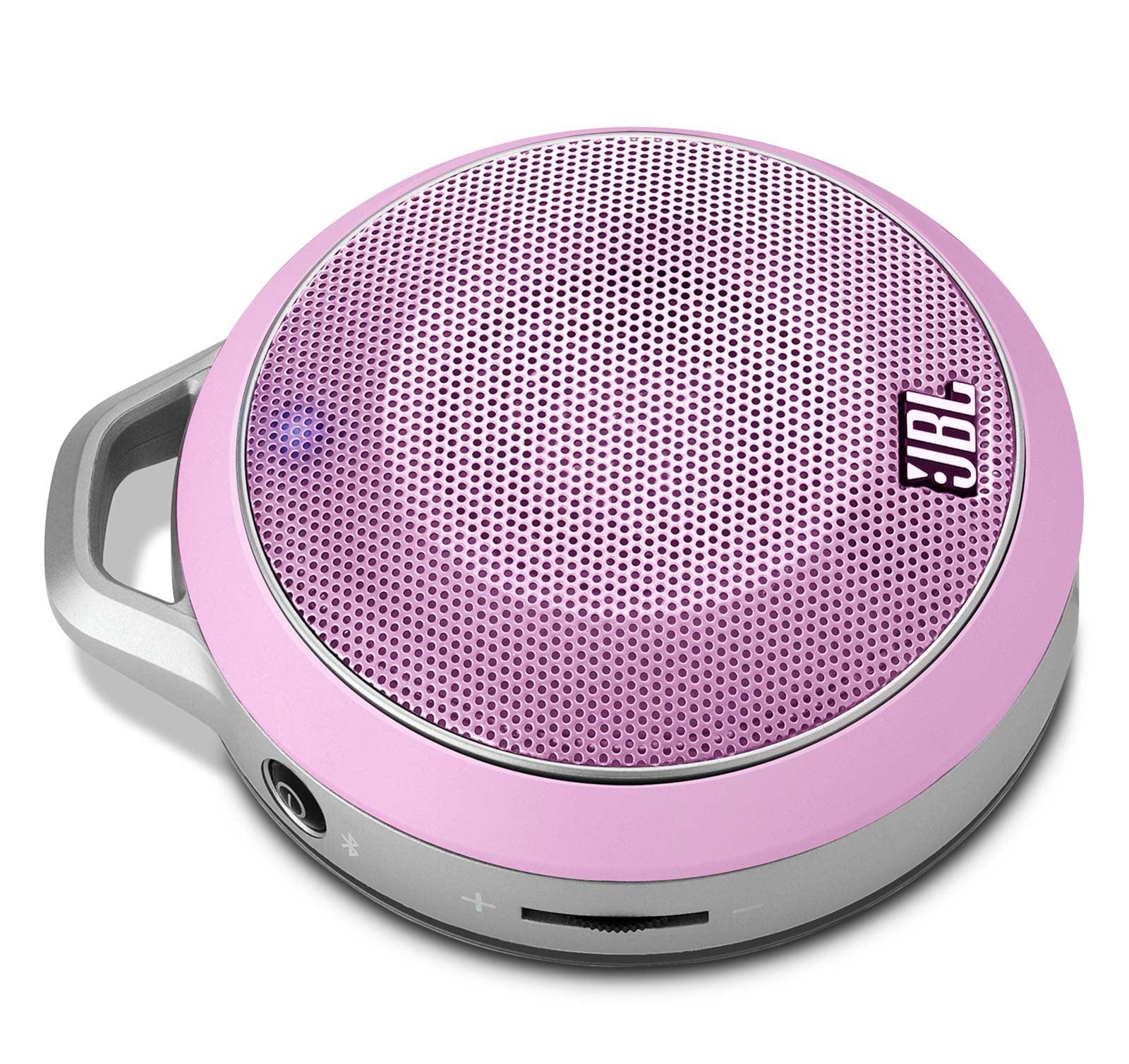 JBL Micro Wireless Pink Portable Bluetooth Speaker