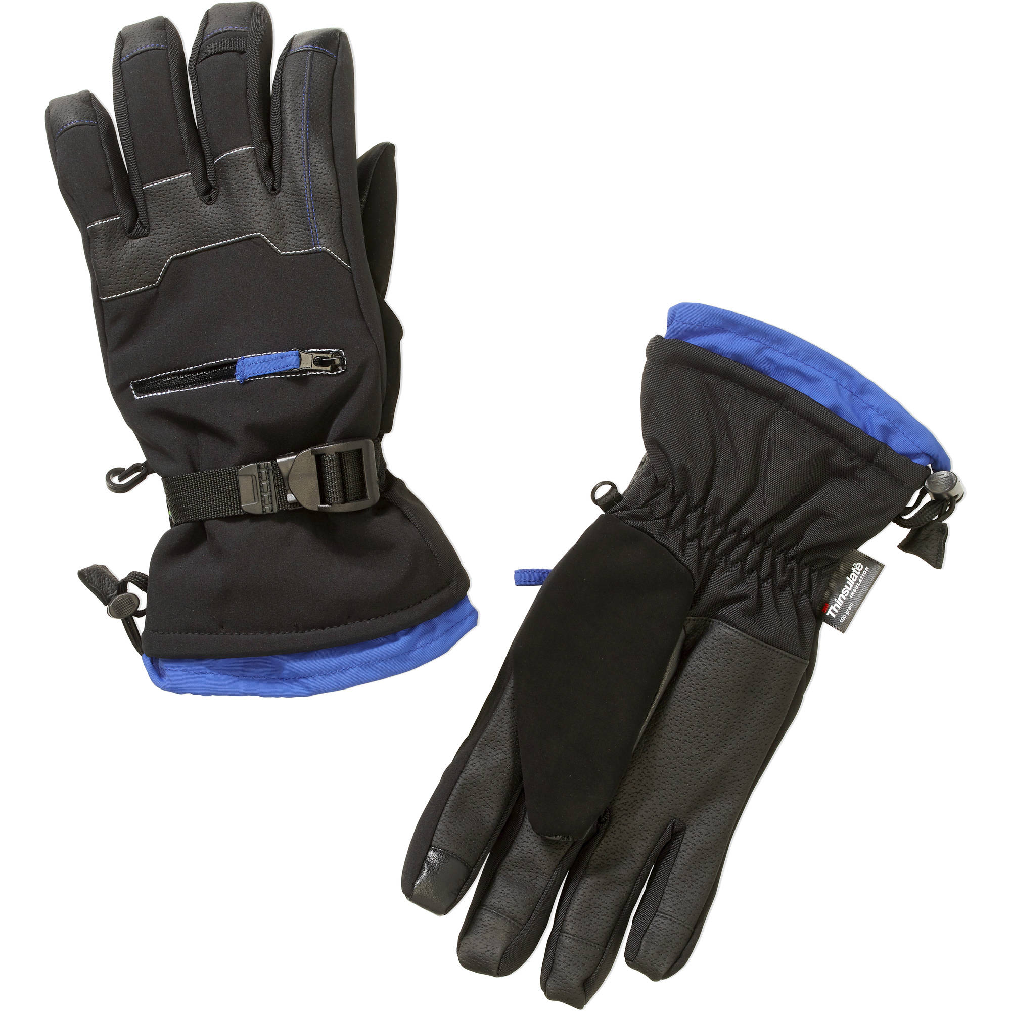 Cold Front Men's Soft Shell 100g Artic Gloves