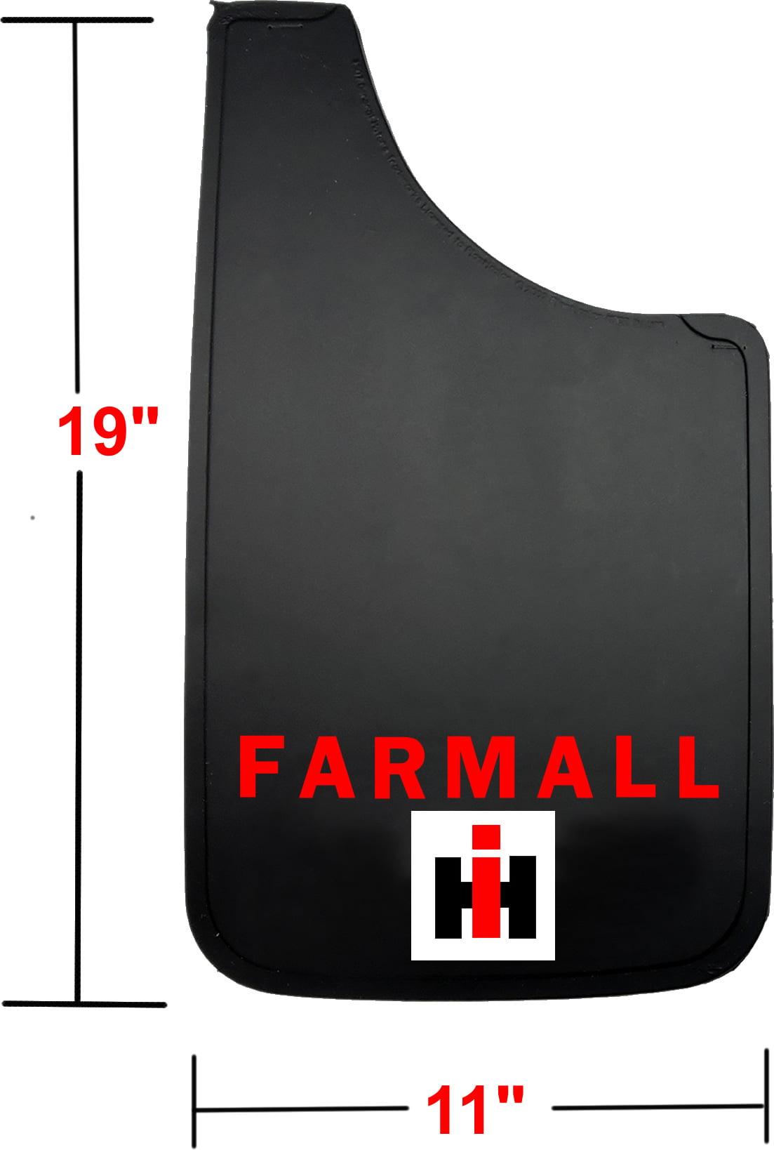 Ih International Harvester Farmall Mudflaps 11x19