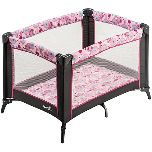 Evenflo Portable Babysuite Playard, Brianne