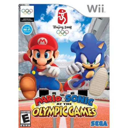 Mario & Sonic: Olympic Games (Wii)