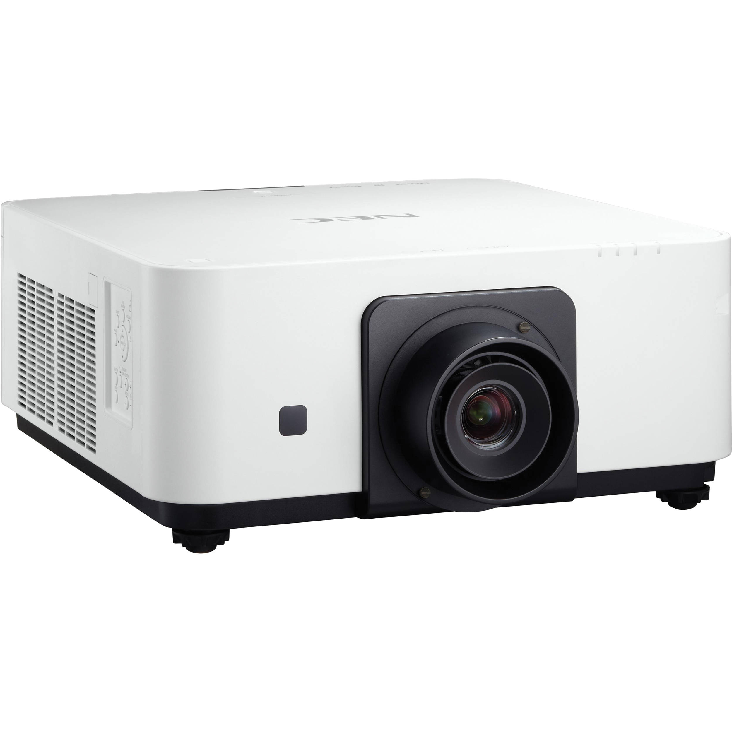 NEC NP-PX602WL-W-36 6000 Lumens WXGA 1280 x 800 10000:1 DLP Projector with Lens by NEC Display Solutions