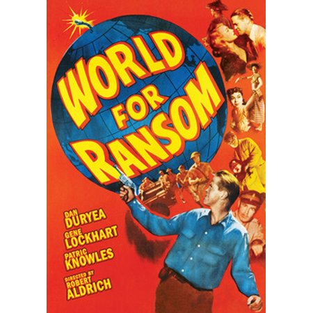 World For Ransom (DVD) - Release Date For Halloween 3d