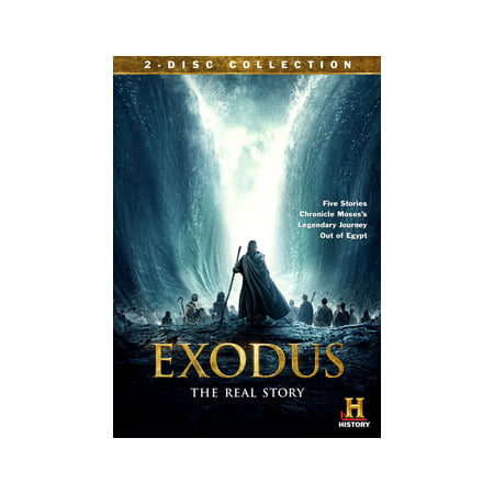 Exodus: The Real Story (DVD)