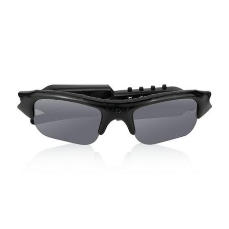 e57d56b25f DIGGRO - DIGGRO Camera Sunglasses Bluetooth 1080P HD Video Recorder  Photograph Polarized Glasses Protective Camcorder Glasses - Walmart.com