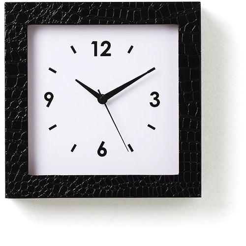 "Hometrends 11"" Poya Wall Clock"