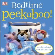 Bedtime Peekaboo Touch and Feel (Board Book)