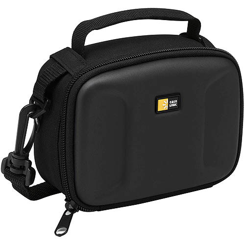 Case Logic MSEC4 Compact Camcorder Case, Black