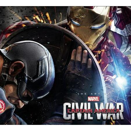 Marvel's Captain America: Civil War : The Art of the Movie