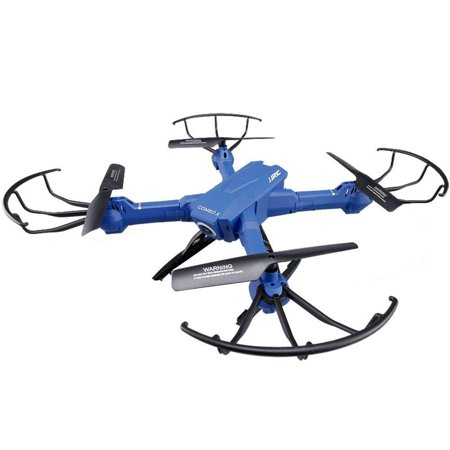 SZJJX RC Drone Wi-Fi Quadcopter FPV VR Remote Control Helicopter 2.4GHz 6-Axis Gyro 4CH with Wide Angle 2MP HD Camera Assemble RTF PY38 ()