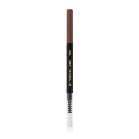 Black Radiance Precision Brow Sculptor, Blackish Brown](Blackish Halloween)
