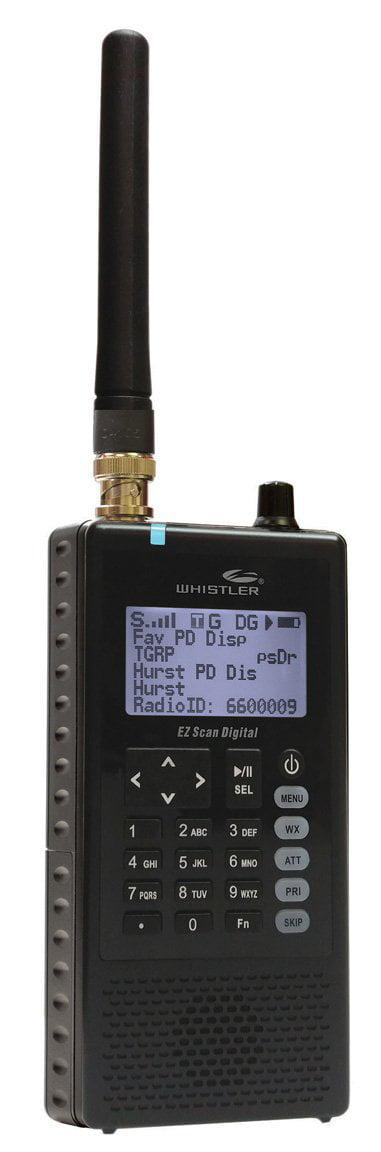Whistler WS1088 Digital Trunking Handheld Scanner Radio by Whistler