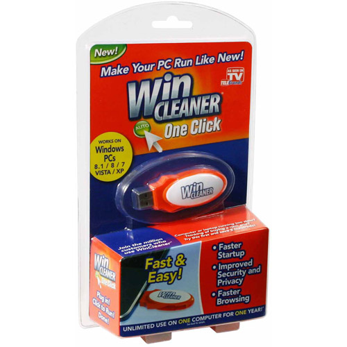 As Seen on TV Win Cleaner