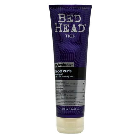 TIGI Bed Head Styleshots Hi-Def Curls Shampoo 8.45 Fl. Oz.