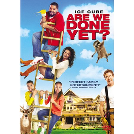 Are We Done Yet? (DVD) (Done Done On To The Next One)