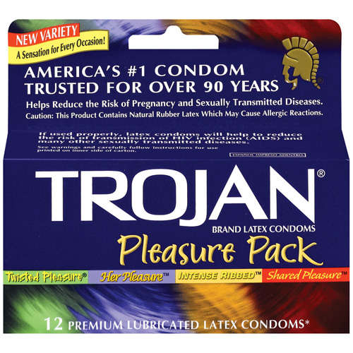 Look for Trojan Brand Condoms on Facebook. Did you know that Trojan brand condoms are the #1 selling condom in all of Canada? Not to mention it is also the #1 trusted brand in Canada. There as to be a reason why this brand is at the top. If you are a user of Trojan, you are one of the ones that know exactly why it is at the top of consumer ratings.