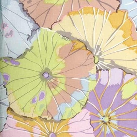 Kaffe Fassett Lotus Leaf (Kaffe Fassett Lotus Leaf Pastel, Sold by the yard. By Hancocks of)
