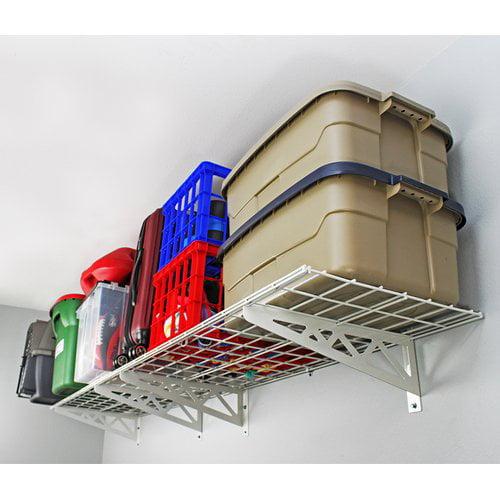 SafeRacks Wall Shelf (Set of 2)